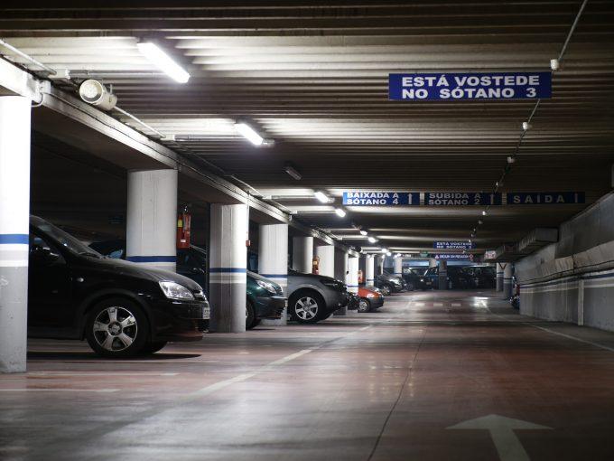 Parkeren Schiphol